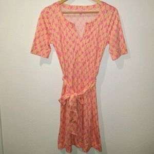 Lilly Pulitzer Colleen Silk Printed Dress